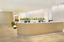 CGI img of Integrative Health work space
