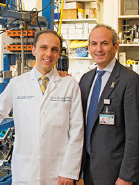 Stavros Thomopoulos, PhD, and William N. Levine, MD