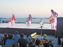 2015 Battery Dance Festival