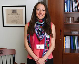 Dr. Melissa K. Frey