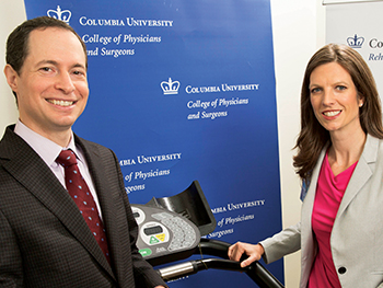 Dr. Christopher J. Visco and Dr. Colleen M. Brough