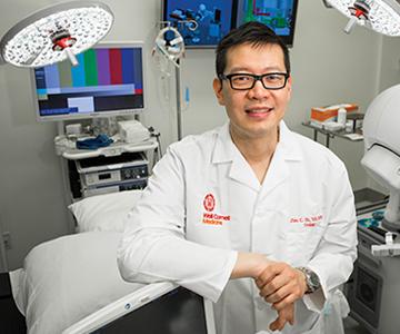 Dr. Jim C. Hu