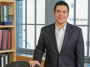 Dr. Juan R. Cubillos-Ruiz