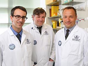 Dr. Andrew S. Bomback, Dr. Jonathan M. Barasch, and Dr. Krzysztof Kiryluk