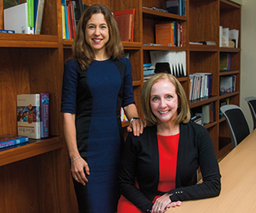 Marie-Pierre St-Onge, PhD, and Lori J. Mosca, MD, MPH, PhD