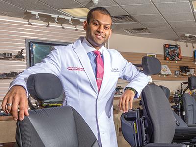 Dr. Neal Rakesh