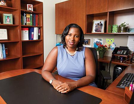 Dr. Eloise Chapman-Davis