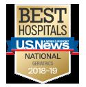 U.S. News Best Hospitals - Geriatrics