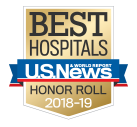 U.S. News Best Hospitals - Honor Roll