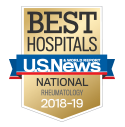 U.S. News Best Hospitals - Rheumatology