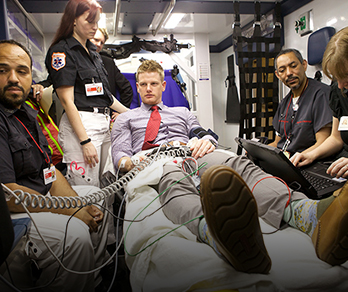 Mobile Stroke Treatment Unit Hastens Early Intervention