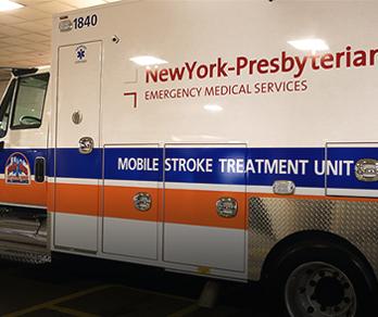 Mobile Stroke Treatment Unit