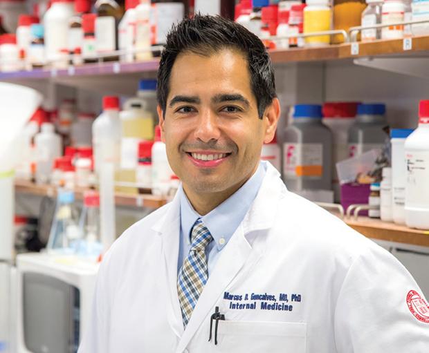 Dr. Marcus D. Goncalves