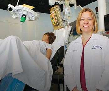 Improving Skills with Obstetric Simulation Training
