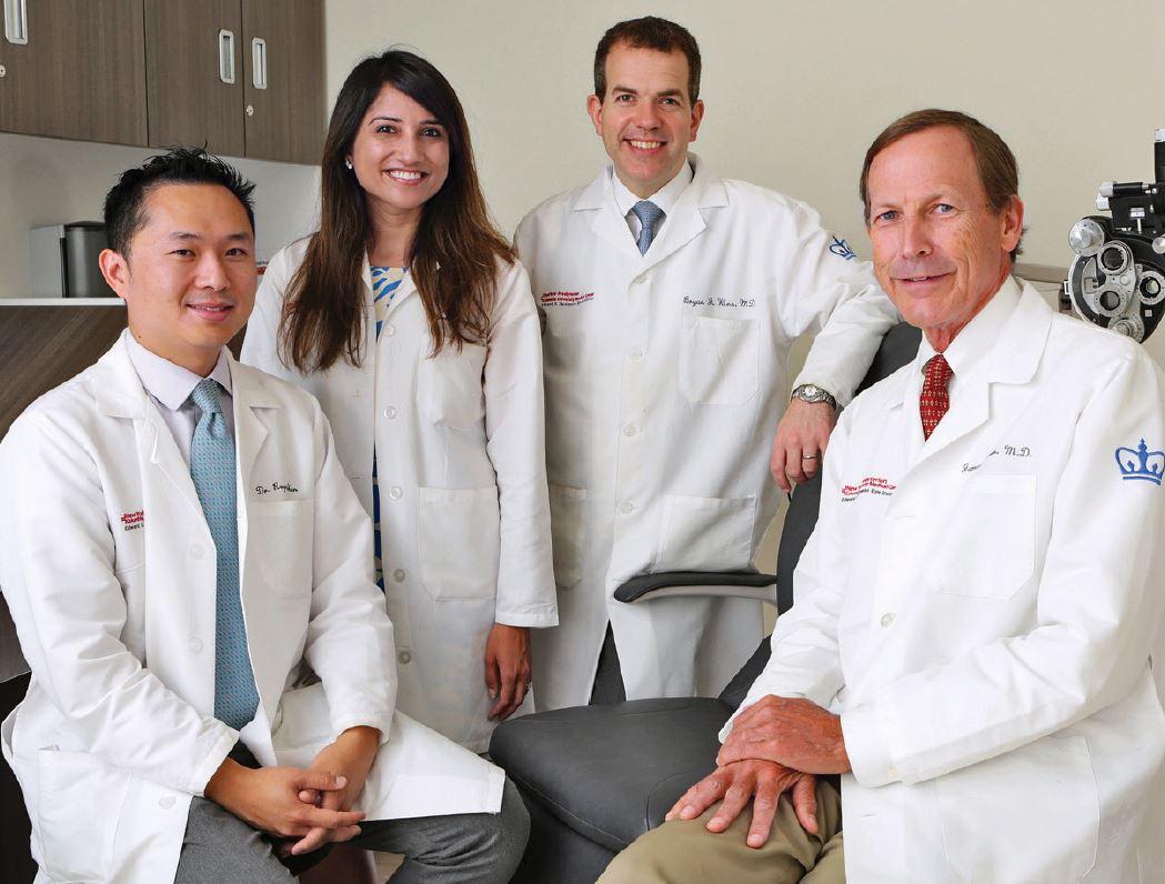 Dr. Royce W.S. Chen, Dr. Aakriti Garg, Dr. Bryan J. Winn, and Dr. James D. Auran