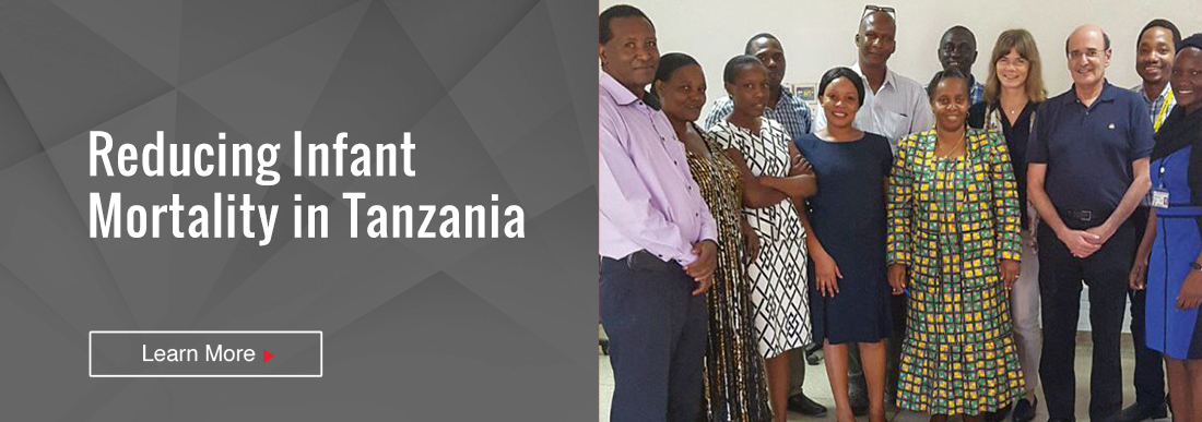 Reducing Infant Mortality in Tanzania