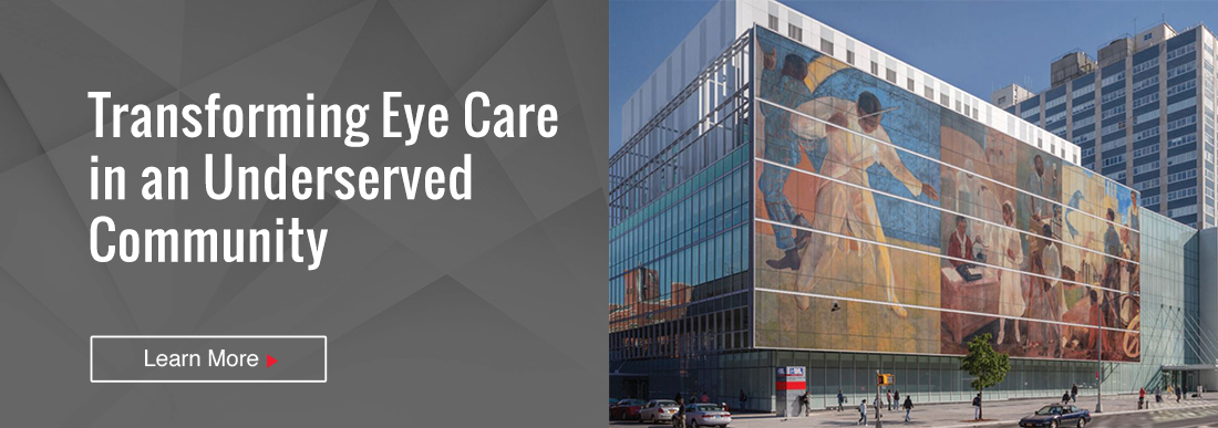 Transforming Eye Care in an Underserved Community