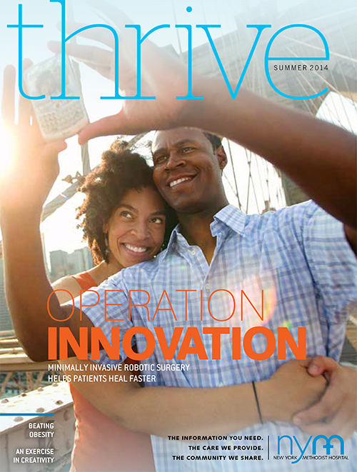 Thrive Issue 5: Summer 2014