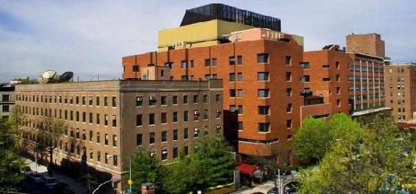 Exterior of NewYork-Presbyterian Brooklyn Methodist Hospital