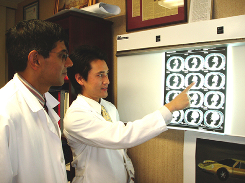 Arthur Sung, MD and Suhail Raoof, MD