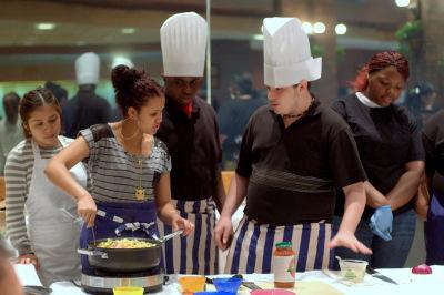 NYM Teen Battle Chef 2012
