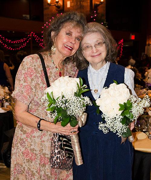 Marilyn Butler, RN, and Kathleen Weaver, RN
