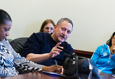 Michael Ayad, MD, leads New York Methodist Hospital