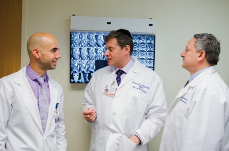 NYM Offers New Procedures for Spine Surgery - NewYork
