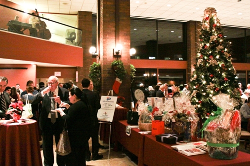 New York Methodist Hospital's 2012 Red Stocking Soirée.