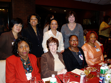 NYM nurses had the chance to socialize at the Annual R.N. Dinner and Lecture.