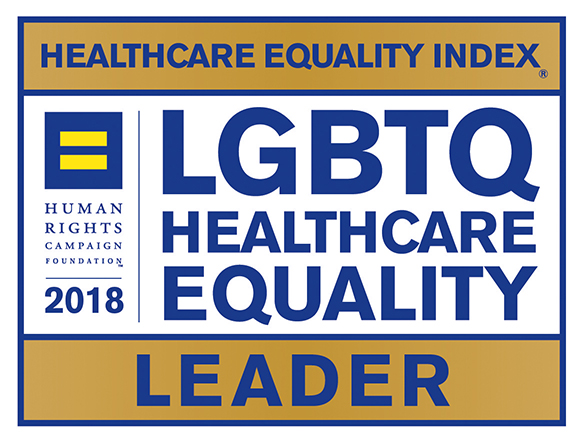 Healthcare Equality Index 2018 Leader Image