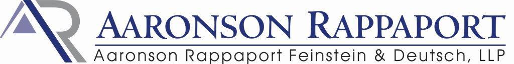 Aaronson Rappaport Feinstein & Deutsch, LLP Logo
