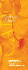 Esophageal Program