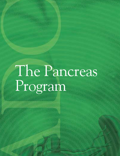 The Pancreas Program brochure