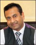 Professor Vikash Sewram
