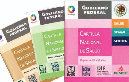 Picture of Mexican Cancer Brochures