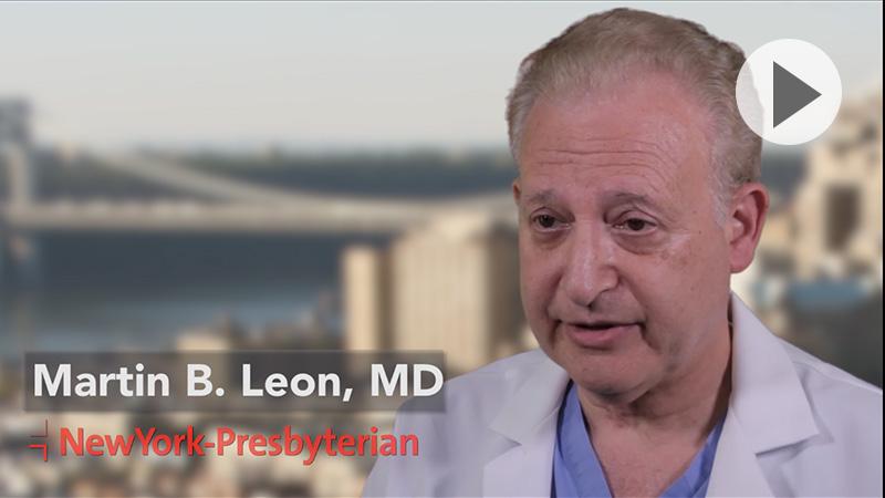 Martin B. Leon, MD