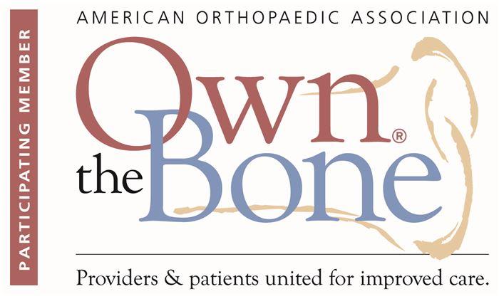 The American Orthopaedic Associations Own the Bone program