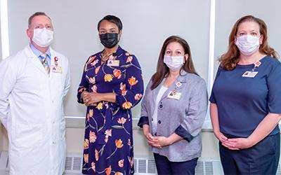 CNO and Nursing diredctors