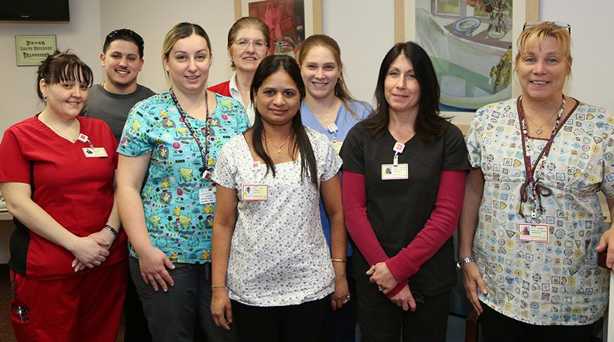 Outpatient Lab Team