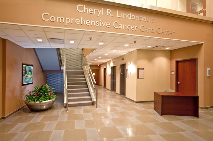 Cheryl R. Lindenbaum Comprehensive Cancer Center Opens