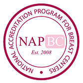 NAPBC badge