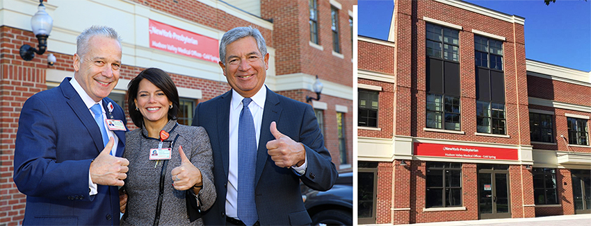 Newly Expanded Medical Office Building in Cold Spring Opens