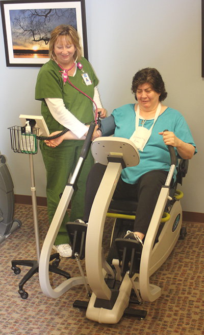 Cardiac and Pulmonary Rehabilitation