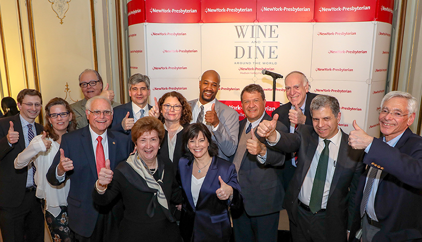 NewYork-Presbyterian Hudson Valley Hospital Annual Wine and Dine 2018
