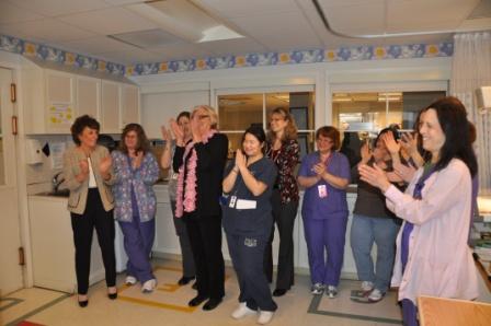 """NewYork-Presbyterian Hudson Valley Hospital Becomes """"Baby Friendly"""" Hospital"""