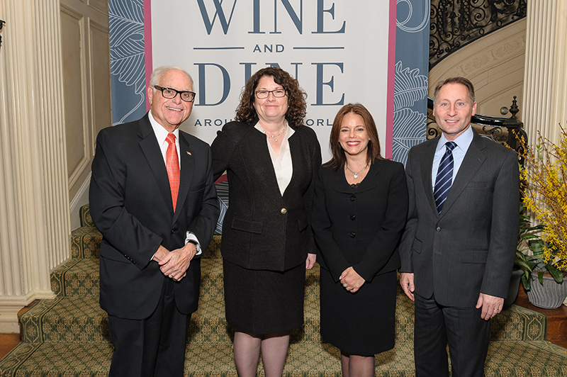 NewYork-Presbyterian/Hudson Valley Hospital's 2017 Wine and Dine Fundraiser Raises Record-Breaking Sum for Cancer Care