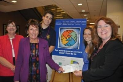 Hendrick Hudson Leos Raise $10,000 for NewYork-Presbyterian/Hudson Valley Hospital