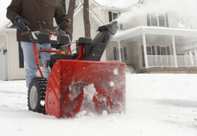 Snow Blower Injuries on the Rise
