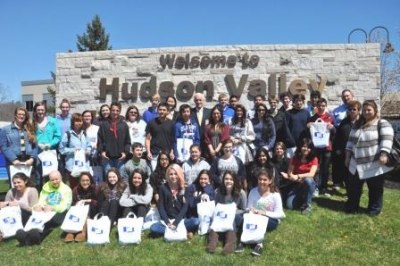 Hendrick Hudson Students Get Education at Hudson Valley
